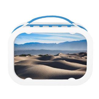 Mesquiteの平らな砂丘 ランチボックス