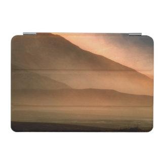 Mesquiteの砂丘の砂嵐、日没 iPad Miniカバー