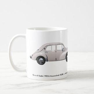 Messerschmitt及びルノー1950年 コーヒーマグカップ
