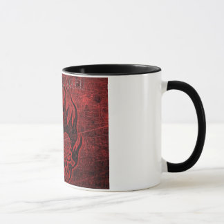 metalheadの立方体 マグカップ