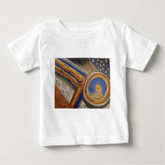 Metallicsの生気に満ちた絵画の勉強 ベビーTシャツ