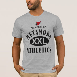 Metamoraの運動競技の特性 Tシャツ