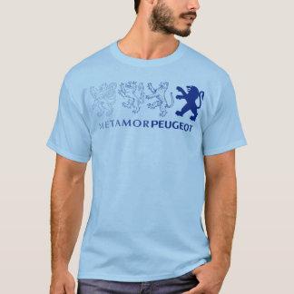 metamorpeugeot tシャツ