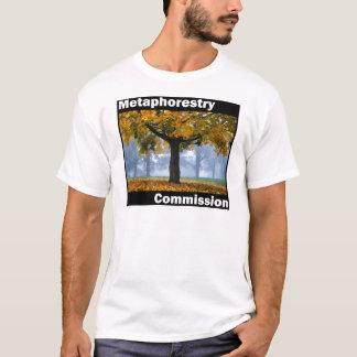 Metaphorestryの任務(箱) Tシャツ