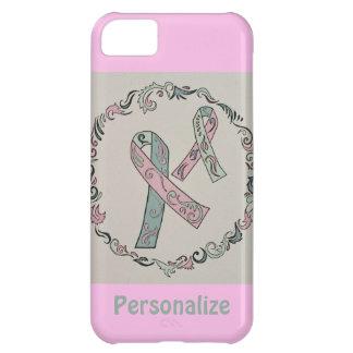 Metastatic乳癌のリボン iPhone5Cケース