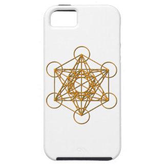 Metatronの低下の影 iPhone SE/5/5s ケース