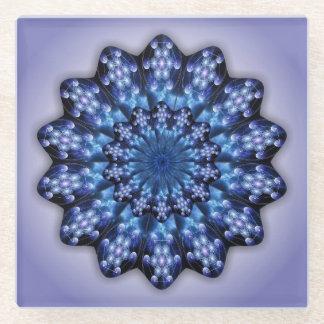 Metatronの曼荼羅 ガラスコースター