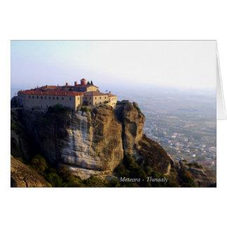 Meteora - Thessaly カード