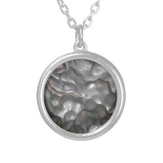 Meteorite_Pendant_Necklace. パーソナライズネックレス