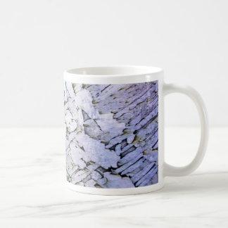 MeteoriteSeymchanのpallasite -構造2 コーヒーマグカップ
