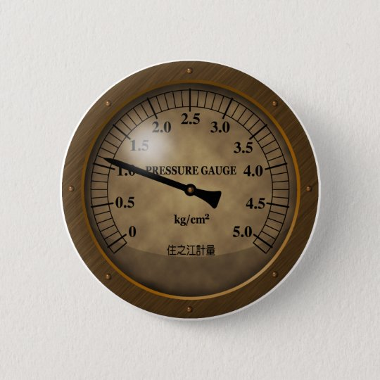 meter1 5.7cm 丸型バッジ