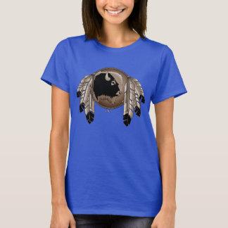 MetisのTシャツの女性の天然野性生物の芸術のワイシャツ Tシャツ