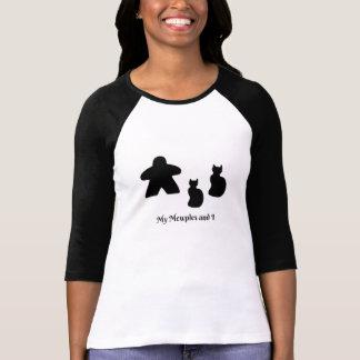 MewplesおよびI Tシャツ