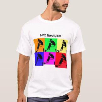 Mezはトニーのワイシャツを着色します Tシャツ