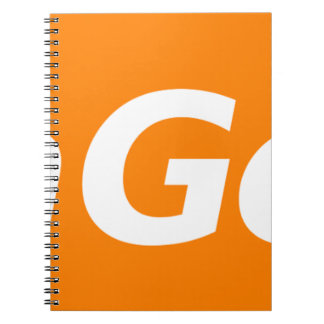 MGロゴ大きい ノートブック
