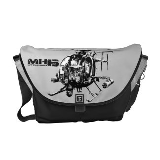 MH-6小さい鳥の急使のバッグ メッセンジャーバッグ