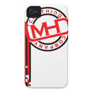MHD Clothing CompanyのiPhoneの場合(滴り) WBR Case-Mate iPhone 4 ケース