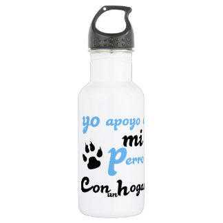 mi Perro Yoのapoyo ウォーターボトル