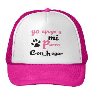 mi Perro Yoのapoyo キャップ