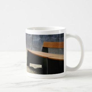 Miaggieのベンチ コーヒーマグカップ
