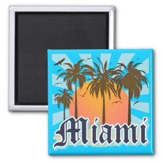 Miami BeachフロリダFLA マグネット