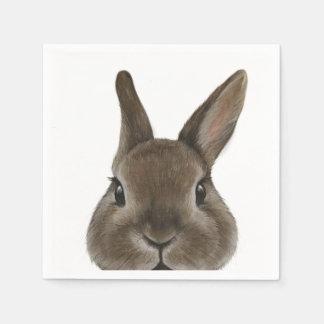miartによるNetherlandの小型ウサギ スタンダードカクテルナプキン
