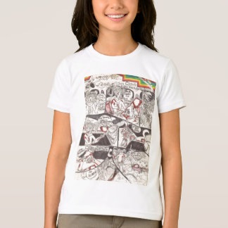 miasの漫画#2 tシャツ