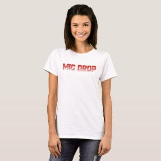 MICの低下 Tシャツ