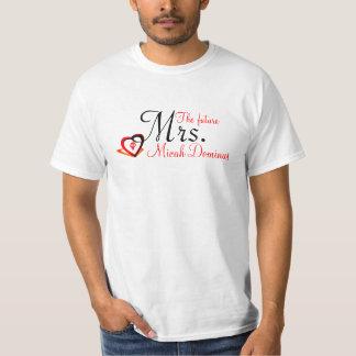 Micah T-shirt夫人 Tシャツ