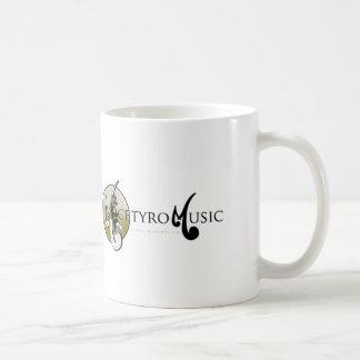 Micetyro音楽付属品 コーヒーマグカップ