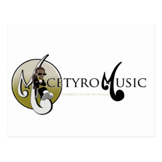 Micetyro音楽付属品 ポストカード
