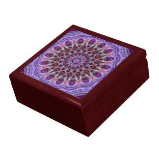 Michaelmasデイジーの豪華な曼荼羅のギフト用の箱 ギフトボックス