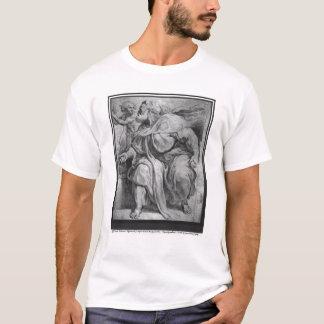 Michangelo Buonarrotiの後の予言者Ezekiel、 Tシャツ