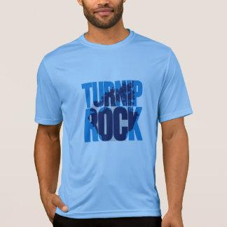 Michigan (MI). Turnip Rock - Color Logo Tシャツ