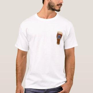 Microfiberの長い袖T Tシャツ
