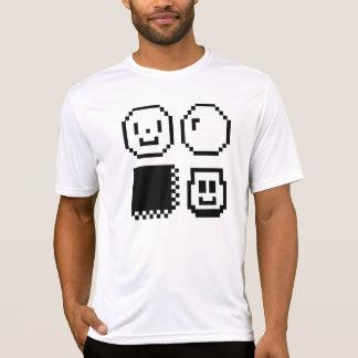 microfiber 0001 tシャツ