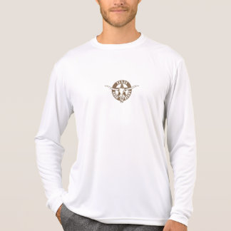 Microfiber GradRugbyの訓練のワイシャツ Tシャツ