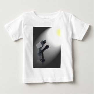 MicrophoneVideoCamera030311 ベビーTシャツ
