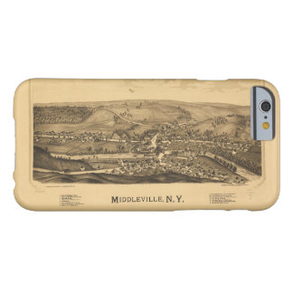 Middlevilleニューヨーク(1890年) Barely There iPhone 6 ケース