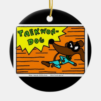Midge TAEKWON-DOGのオーナメント セラミックオーナメント