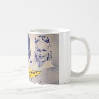 Midnight Mug大尉 コーヒーマグカップ