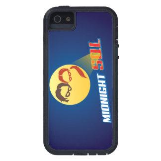 MidnightSQLの英雄のロゴ-携帯電話の箱 iPhone SE/5/5s ケース