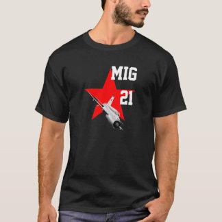 Mig 21 tシャツ