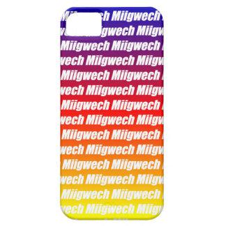 Miigwetch iPhone SE/5/5s ケース