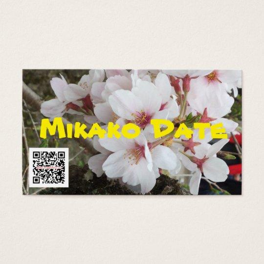 mikako 名刺