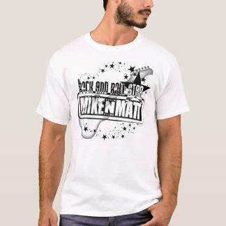MikeNMattのロックンロールの星のタンクトップ Tシャツ