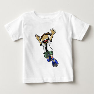 Mikeyの子供 ベビーTシャツ
