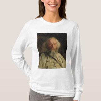 Mikhail Alexandrovich Bakunin 1871年のポートレート Tシャツ
