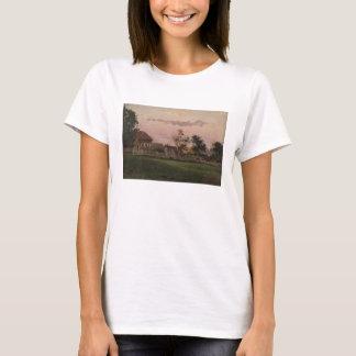 Mikhail Nesterov -ウファの小さい家 Tシャツ