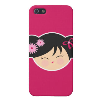Miki iPhone 5 Cover